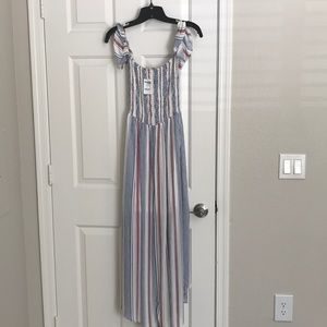 Off the shoulder dress BRAND NEW WITH TAGS